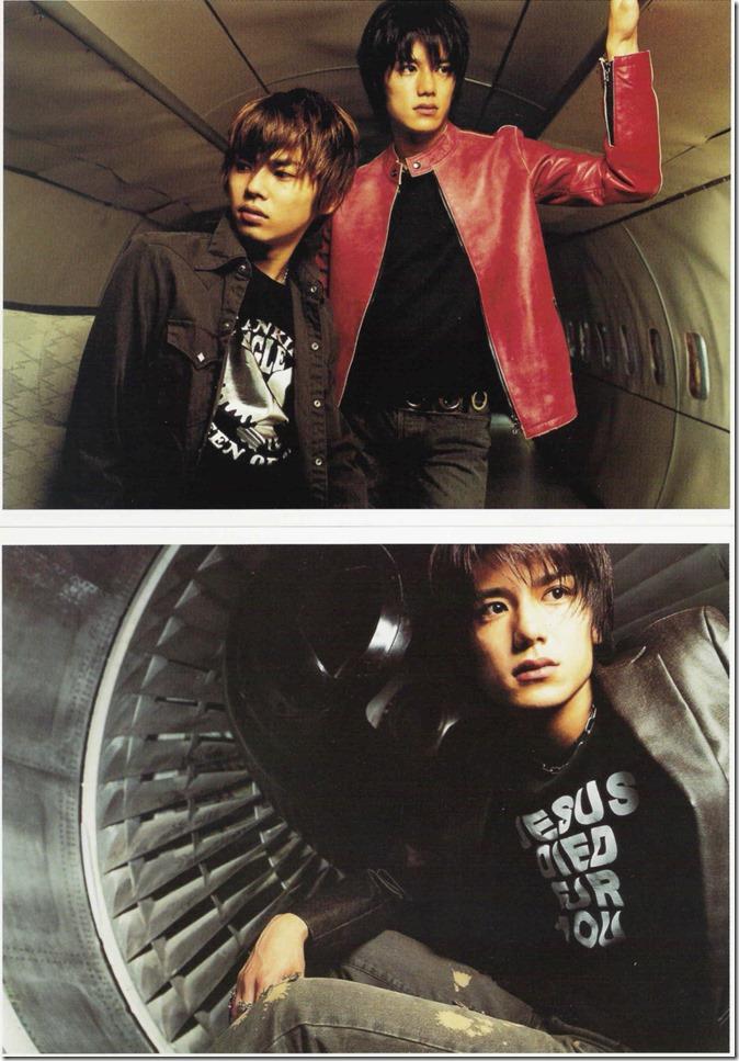 Tackey & Tsubasa Hatachi booklet1