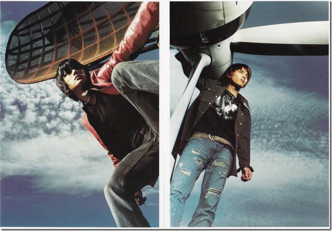 Tackey & Tsubasa Hatachi booklet4
