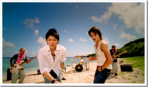 Tackey & Tsubasa Ho! Summer1