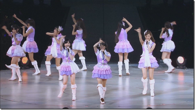 AKB48 Team 4 in Tokyo Dome 1830m no yume (live) (1)