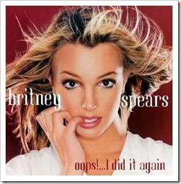 Britney Spears...oops....