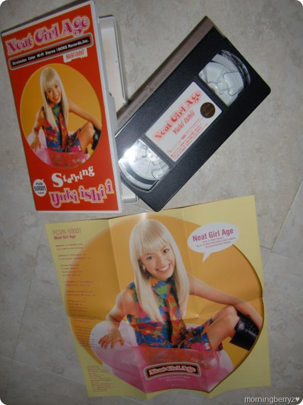 Ishii Yuki Neat Girl Age VHS release