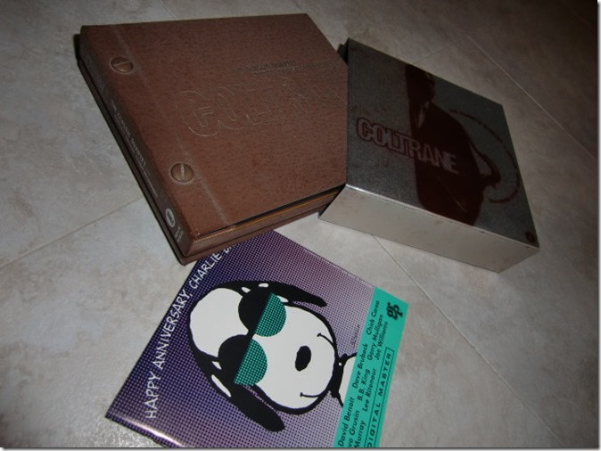 John Coltrane The Classic Quartet Complete Impluse! Studio Recordings....meets Snoopy♥!