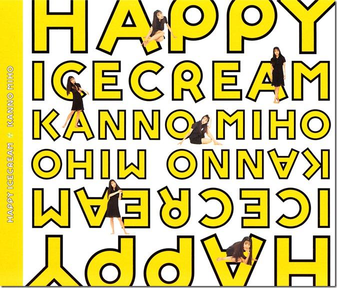 Kanno Miho Happy Ice Cream