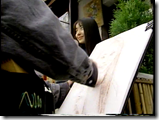 Kanno Miho in Namikaze wo tateyo (pv) featuring 17ans making of (7)