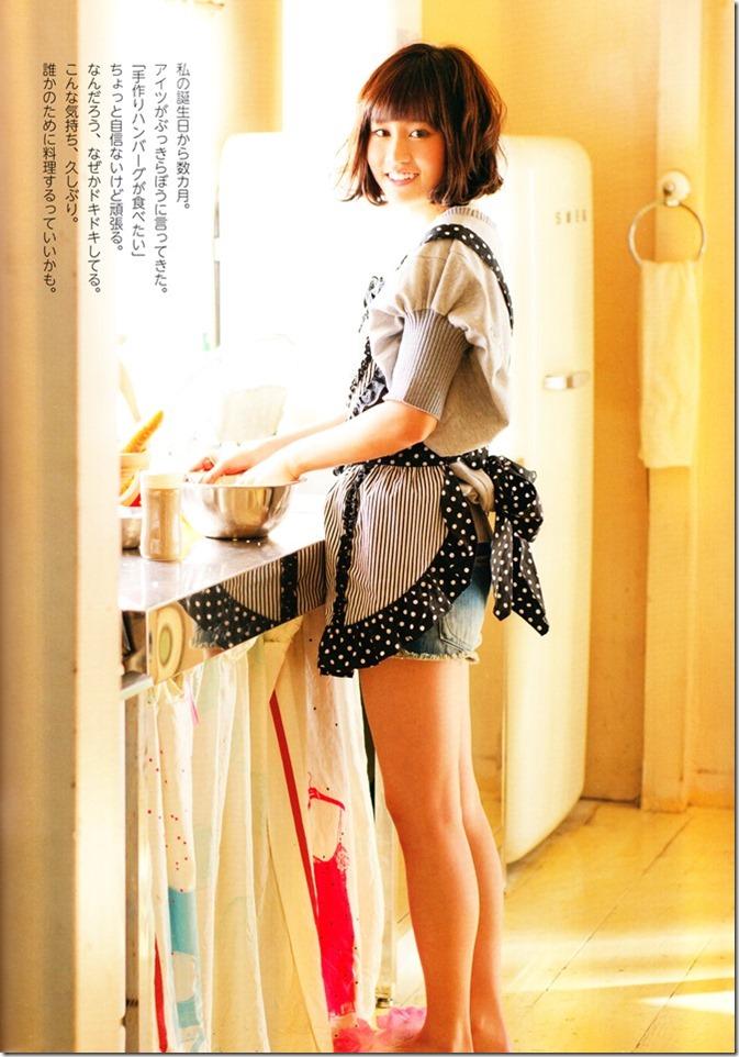 Maeda Atsuko in girls! pure idol magazine vol (2)
