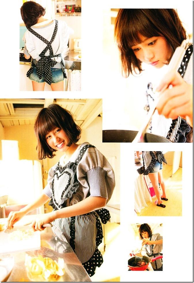 Maeda Atsuko in girls! pure idol magazine vol (3)