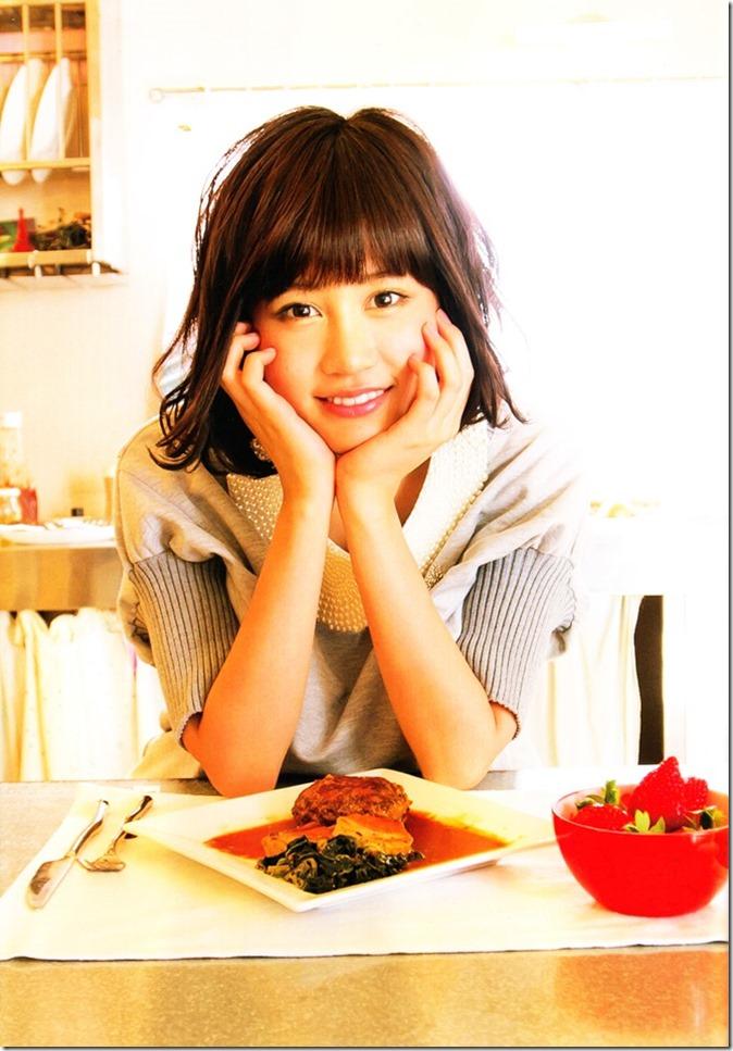Maeda Atsuko in girls! pure idol magazine vol (5)