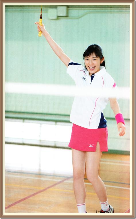 Mayuyu♥ badminton