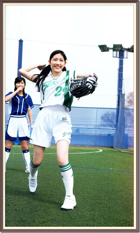 Mayuyu♥ baseball