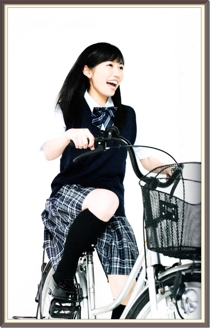 Mayuyu♥ biking