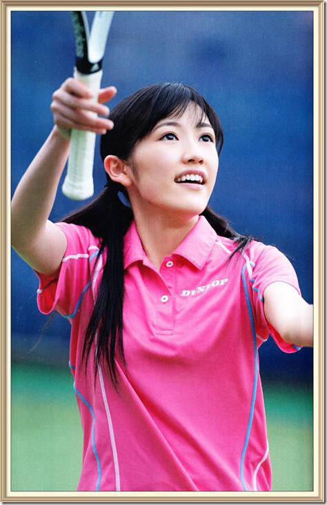 Mayuyu♥ tennis