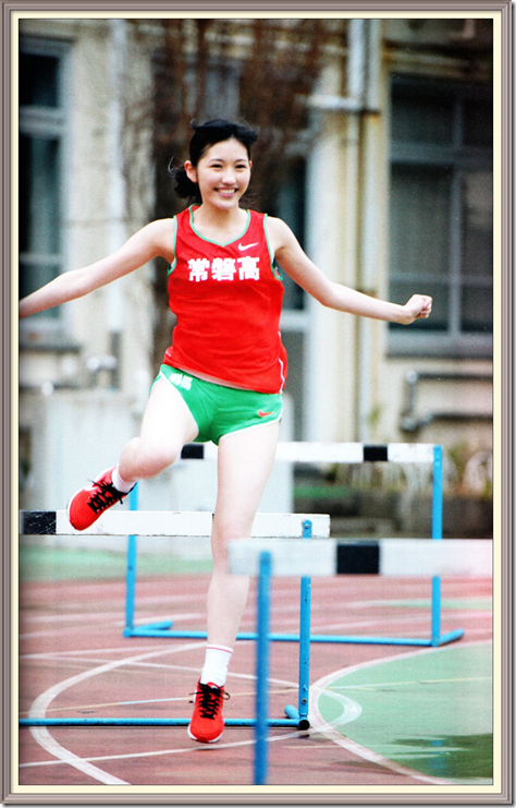 Mayuyu♥ track and field