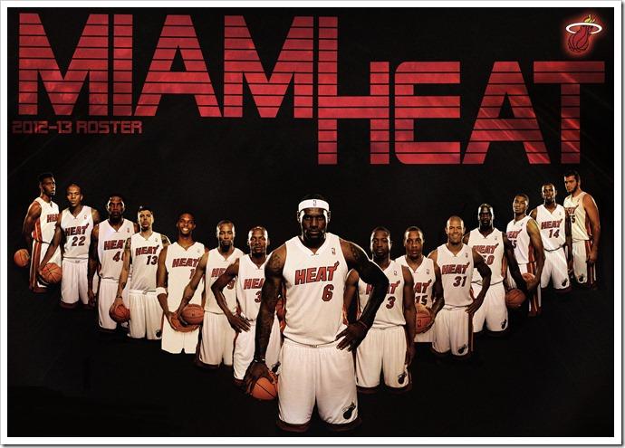 Miami Heat♥