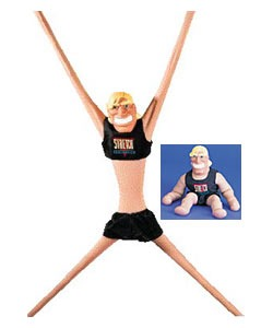 Stretch Armstrong...
