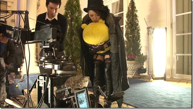 Takahashi Minami in Jane Doe making of (18)