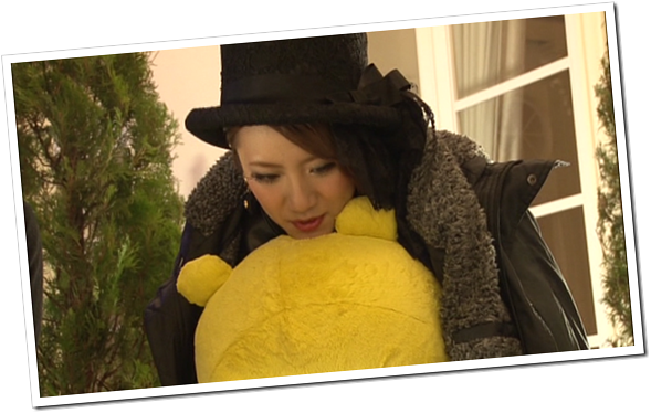 Takahashi Minami in Jane Doe making of (19)