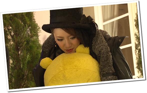 Takahashi Minami in Jane Doe making of (19)