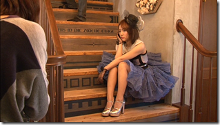 Takahashi Minami in Jane Doe making of (6)