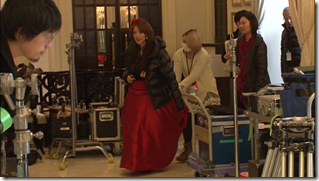 Takahashi Minami in Jane Doe making of (7)