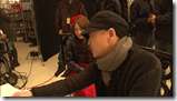 Takahashi Minami in Jane Doe making of (8)
