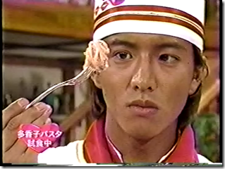 Uehara Takako on SmapxSmap Bistro (25)