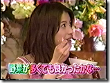 Uehara Takako on SmapxSmap Bistro (42)