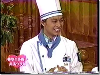 Uehara Takako on SmapxSmap Bistro (7)