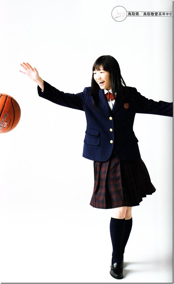 Watanabe Mayu 2nd shashinshuu Seifuku Zukan Saigo no Seifuku  (111)