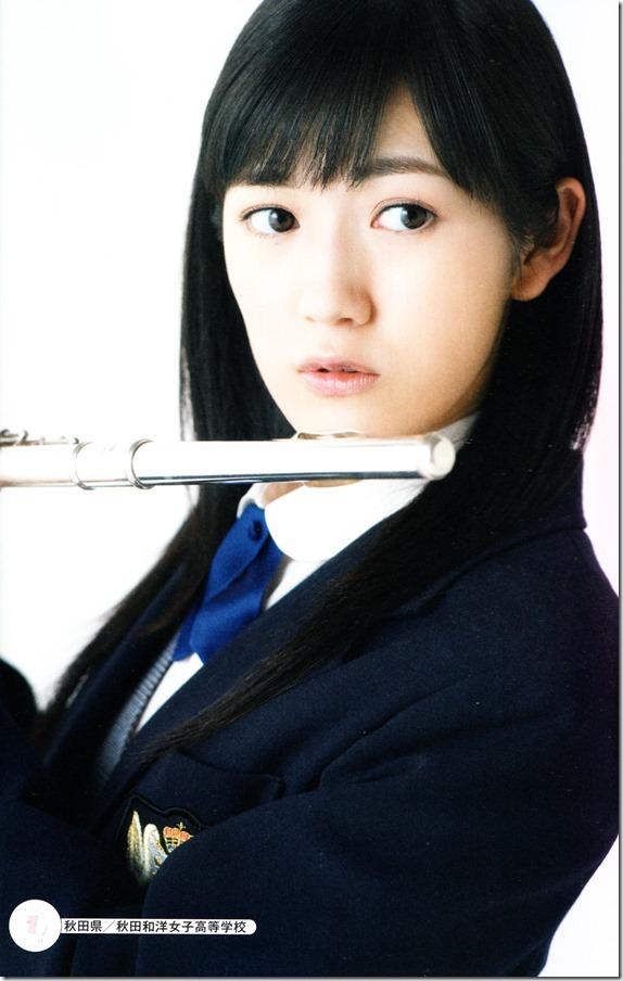 Watanabe Mayu 2nd shashinshuu Seifuku Zukan Saigo no Seifuku  (12)