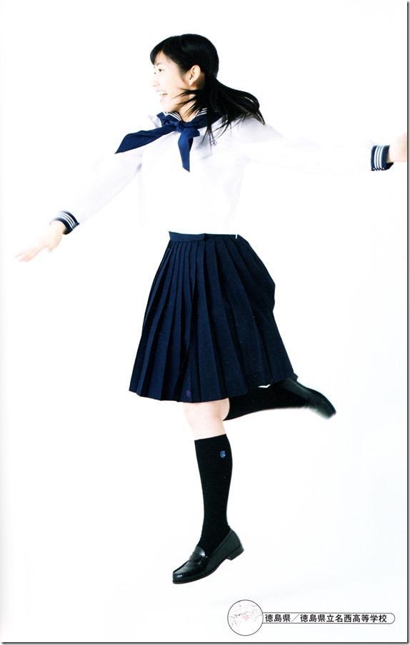 Watanabe Mayu 2nd shashinshuu Seifuku Zukan Saigo no Seifuku (14)