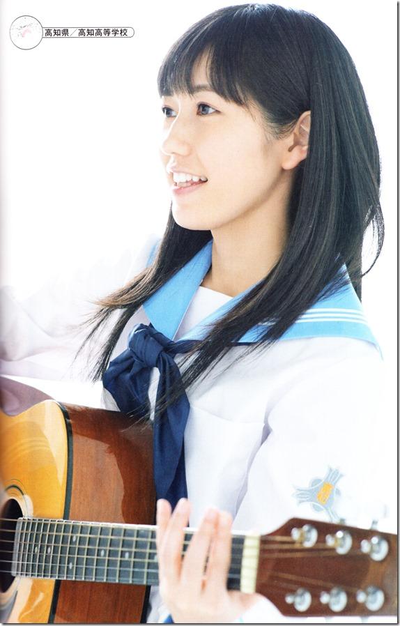 Watanabe Mayu 2nd shashinshuu Seifuku Zukan Saigo no Seifuku (19)