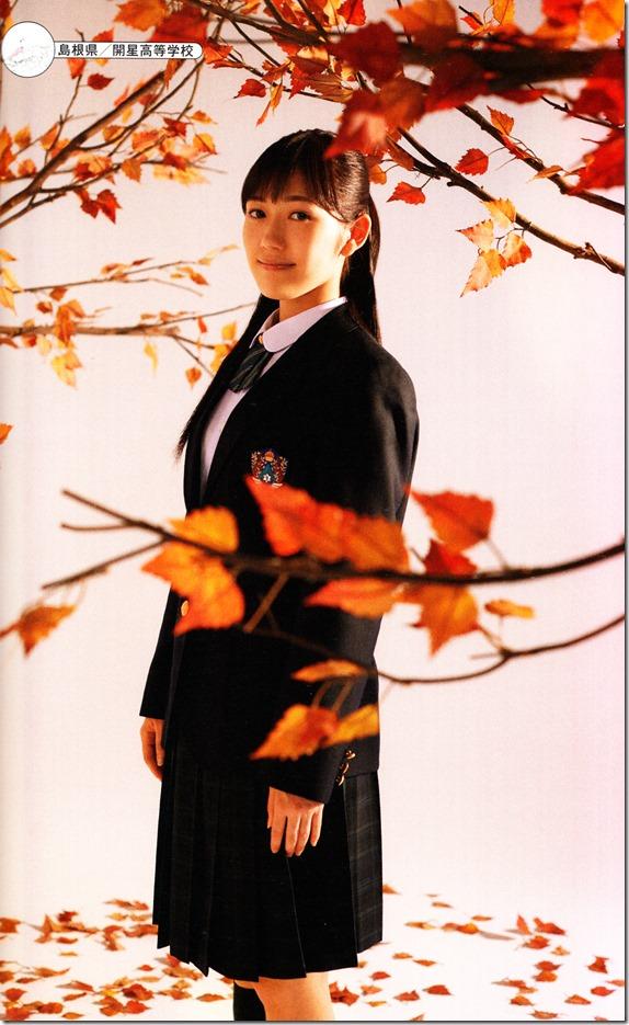 Watanabe Mayu 2nd shashinshuu Seifuku Zukan Saigo no Seifuku (1)
