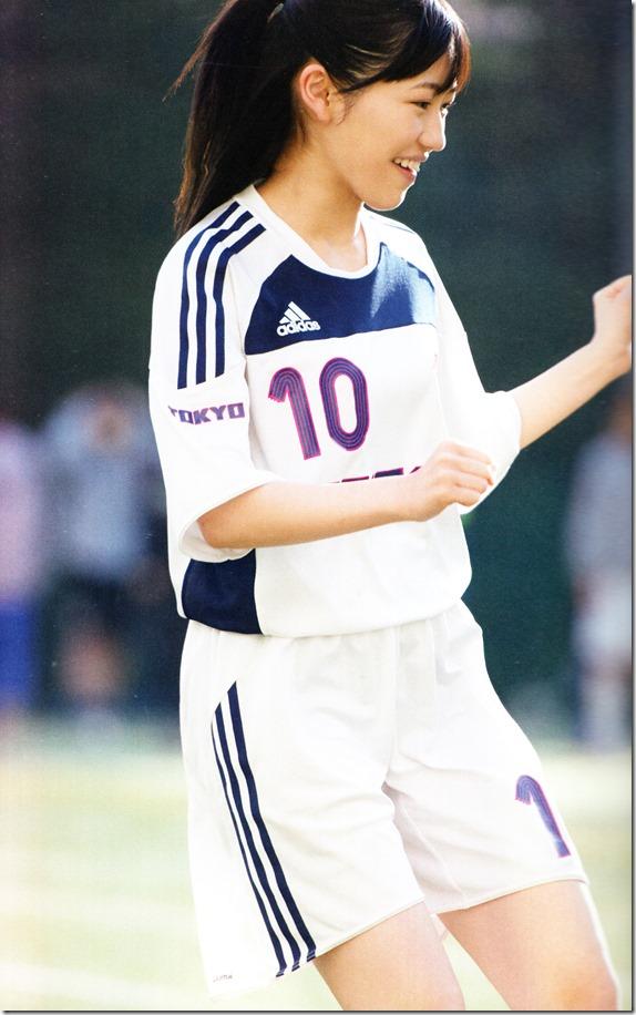 Watanabe Mayu 2nd shashinshuu Seifuku Zukan Saigo no Seifuku  (23)