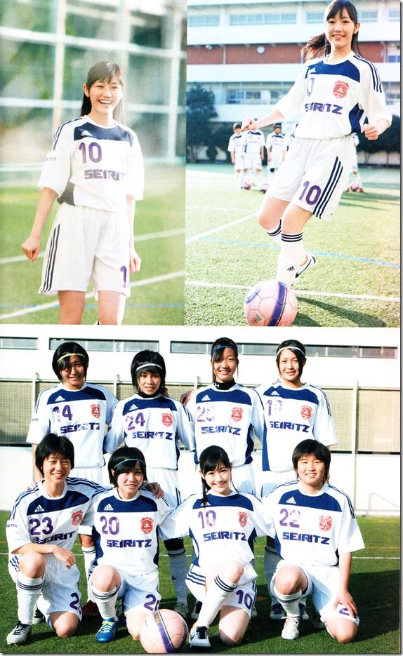 Watanabe Mayu 2nd shashinshuu Seifuku Zukan Saigo no Seifuku  (26)