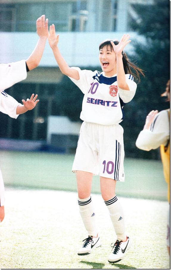 Watanabe Mayu 2nd shashinshuu Seifuku Zukan Saigo no Seifuku  (27)