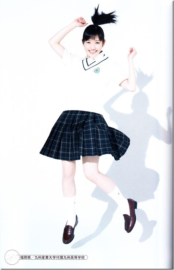 Watanabe Mayu 2nd shashinshuu Seifuku Zukan Saigo no Seifuku (28)