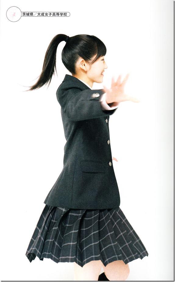 Watanabe Mayu 2nd shashinshuu Seifuku Zukan Saigo no Seifuku  (29)