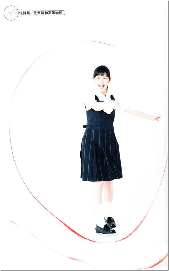 Watanabe Mayu 2nd shashinshuu Seifuku Zukan Saigo no Seifuku (30)
