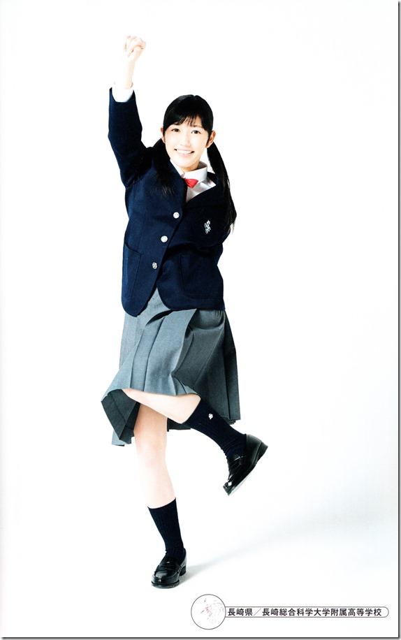 Watanabe Mayu 2nd shashinshuu Seifuku Zukan Saigo no Seifuku (31)