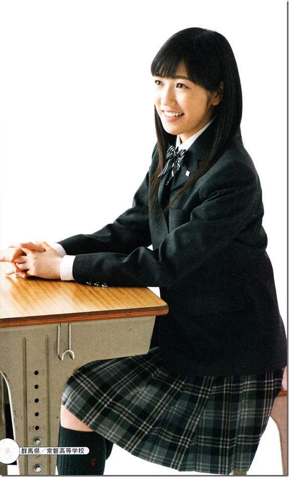 Watanabe Mayu 2nd shashinshuu Seifuku Zukan Saigo no Seifuku  (32)