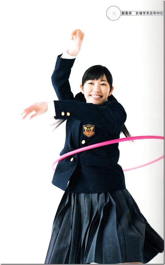 Watanabe Mayu 2nd shashinshuu Seifuku Zukan Saigo no Seifuku  (33)