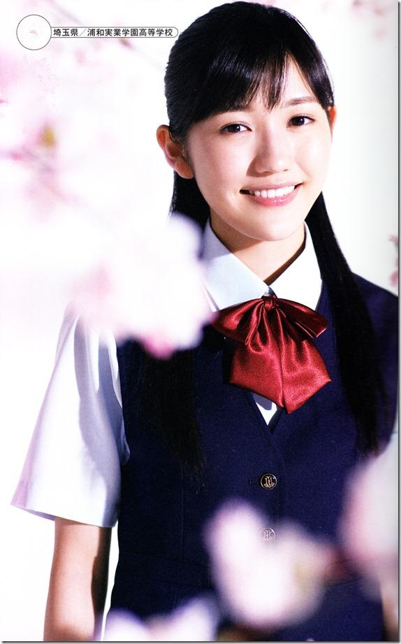 Watanabe Mayu 2nd shashinshuu Seifuku Zukan Saigo no Seifuku  (35)