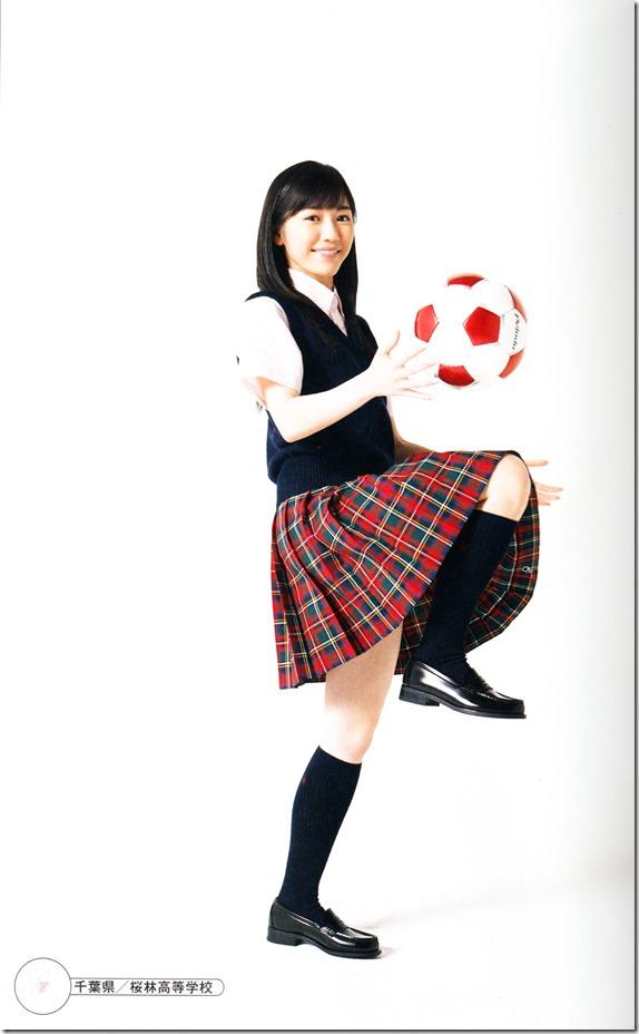 Watanabe Mayu 2nd shashinshuu Seifuku Zukan Saigo no Seifuku  (37)