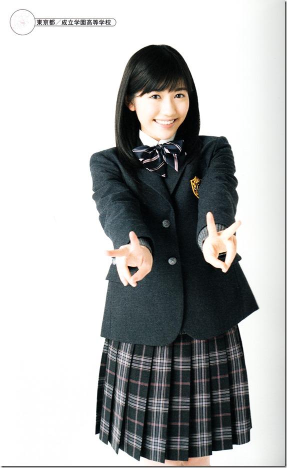 Watanabe Mayu 2nd shashinshuu Seifuku Zukan Saigo no Seifuku  (39)