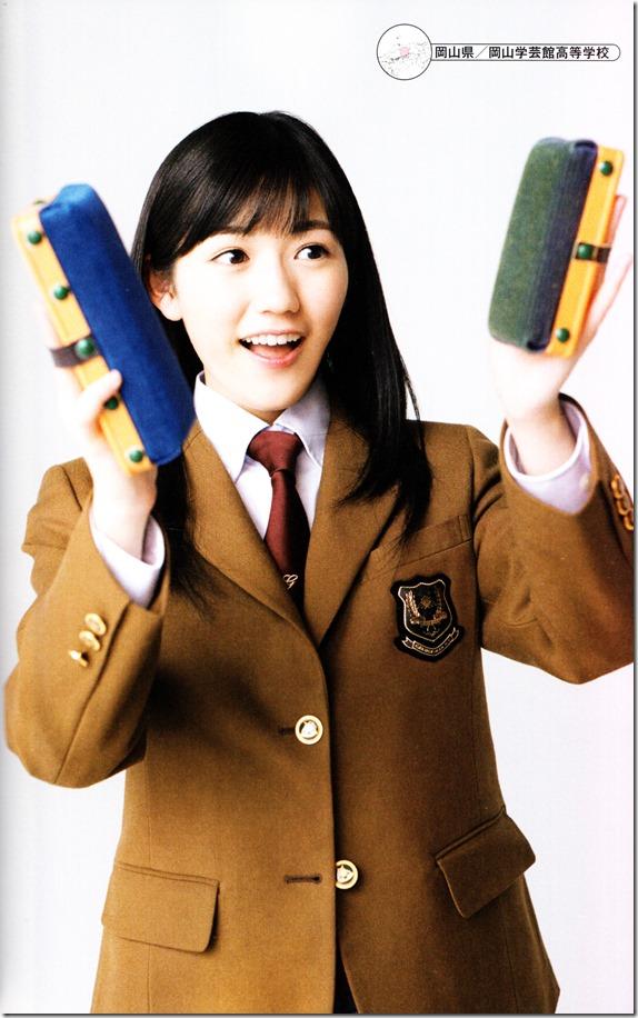 Watanabe Mayu 2nd shashinshuu Seifuku Zukan Saigo no Seifuku (3)