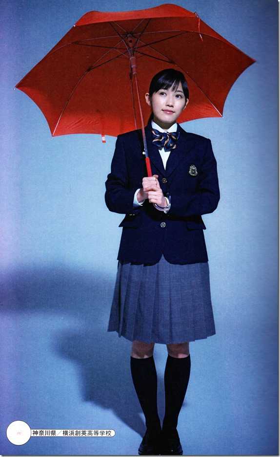 Watanabe Mayu 2nd shashinshuu Seifuku Zukan Saigo no Seifuku  (41)
