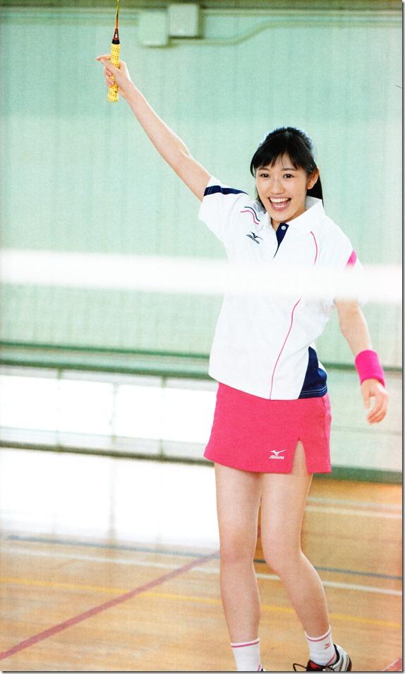 Watanabe Mayu 2nd shashinshuu Seifuku Zukan Saigo no Seifuku  (47)