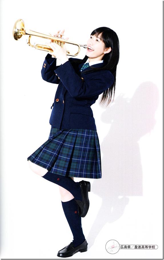 Watanabe Mayu 2nd shashinshuu Seifuku Zukan Saigo no Seifuku (4)