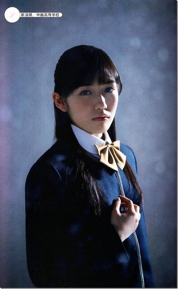 Watanabe Mayu 2nd shashinshuu Seifuku Zukan Saigo no Seifuku  (52)